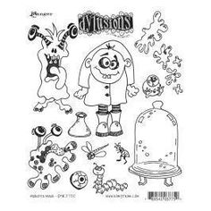 DYLUSIONS-MONSTER MASH