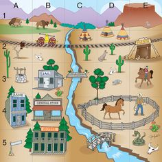 The Old West Mat provides an intriguing and exciting environment for students to explore with Bee-Bot or Blue-Bot. Computational Thinking, Coding For Kids, Tech Toys, English Language Learning, Teaching Aids, Home Schooling, Old West, Pattern Blocks, App Development