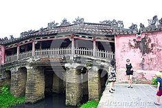 Japanese bridge at Hoi An, Vietnam.