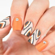 Instagram media playfulpolishes #nail #nails #nailart