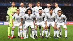 Real Madrid Japan XI World Cup 2016