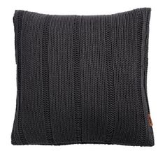 Pillow Nad Cotton Grey incl.