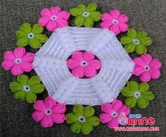 Doily Patterns, Crochet Patterns, Graph Design, Crochet Designs, Crochet Doilies, Diy And Crafts, Mandala, Blanket, Knitting