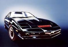 KITT from Knight Rider | 12 Of The Most Badass Movie Vehicles Of All Time