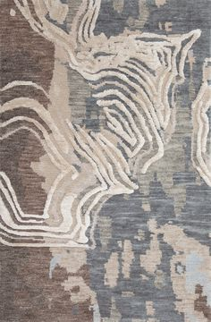 Palermo, Taupe - From textural ombre designs to bold, graphic styles and everyth. Rug Texture, Texture Design, Fur Carpet, Rugs On Carpet, Yellow Carpet, Tibetan Rugs, Fabric Rug, Patterned Carpet, Modern Carpet
