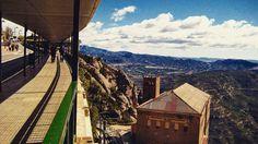 Montserrat en las montañas #españa #spain #europe #travel #photooftheday #igers #ig_spain #ig_europe http://ift.tt/2ebdojj