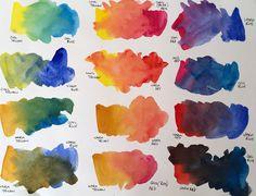 Jane Blundell Artist: Quick demonstrations