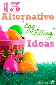 15 Alternative Egg Filling Ideas | MyBlessedLife.net