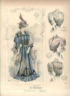 1906 fashion plate