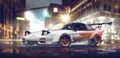 Nissan 240sx NFS Tribute Speedhunters by yasiddesign.deviantart.com on @DeviantArt