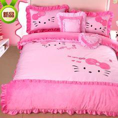 Hello Kitty Bedroom Set   Home Decor and Interior Design