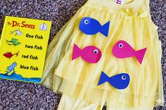 1000 images about dr seuss on pinterest dr seuss dr for One fish two fish costume