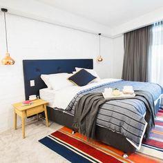 The Block Octagon: Guest bedroom   ensuite reveal