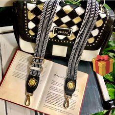 Great Gifts For Girlfriend, Gifts For Mum, Diy Bag Strap, Purse Strap, Luggage Straps, Cotton Bag, Black Handbags, Laptop Bag, Chanel Boy Bag