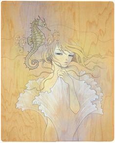 audrey kawasaki art | Audrey Kawasaki