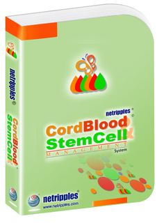 Netripples Stem Cell And Cord Blood Management System is a comprehensive solution designed to automate the activities of the Stem Cell & Cord Blood Bank. It is designed with a easy-to-use user interface. System has the capability to administer the total enterprise & efficiently manage information... Read More at ... https://www.netripples.com/StemCellAndCordBloodManagementSystem_ReadMore.aspx