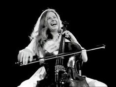 Jacqueline Du Pre, the dazzling English cellist who died of multiple sclerosis in 1987 at the age of 42.