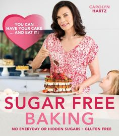 This October, Carolyn Hartz of SweetLife will launch her long-awaited baking book: Sugar Free Baking - a collection of 60 healthy sugar free and gluten free recipes which prove that giving up sugar...