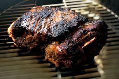 Smoker Recipes, Rib Recipes, Grilling Recipes, Cooking Recipes, Cooking Tips, Smoked Pulled Pork, Smoked Beef Brisket, Beef Ribs, Pit Barrel Cooker