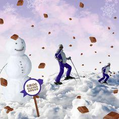 Joyville snow fields