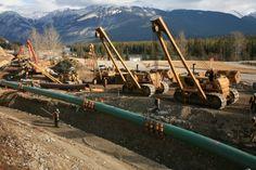 Kinder Morgan Canada Stocks Plunge on Pipe Delays #bworld #finance #tech #technology #pedia #review #charts #kindermorgan