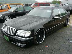 Mercedes S Class, Mercedes Benz Cars, Mercedes W140, Benz S500, Dream Car Garage, Benz S Class, Classic Mercedes, Hot Rides, Top Cars