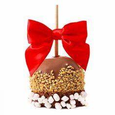 Gertrude Hawk Chocolates - Milk Chocolate Caramel S'mores Apple