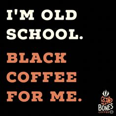 No fraps for me. #bonescoffee bonescoffee.com  Enter our weekly coffee giveaway! Every Friday we'll be giving away 5 4oz bags of coffee and a t-shirt. Enter here: https://goo.gl/Px3cuy