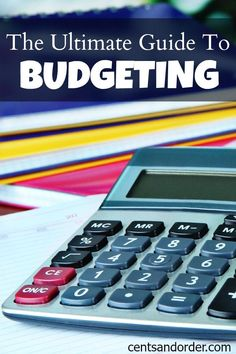 The ultimate guide to budgeting! Try one of these methods to budget your money such as the 50/20/30 budget or cash envelope budget.