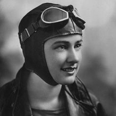 Helen Richey (19091947) was an aviator from McKeesport PA near #Pittsburgh. Richey  and the first woman to be hired as a pilot by a commercial airline in the United States. She learned to fly at 20 and quickly became a pioneer in the field of aviation winning speed and endurance contests alike and setting a lightweight aircraft altitude record in 1936. Richey also performed at air shows including the 1936 Bendix Trophy Race where her and her flight partner Amelia Earhart placed fifth. Richey…