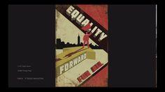Mafia III | Communist Propaganda Posters | Equality For All (River Row)