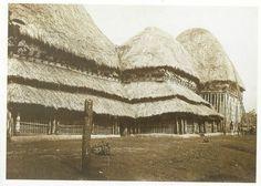 a royal yoruba palace -- at abeokuta, 1946. | death and the king's
