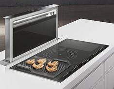 Siemens heeft een afzuigkap voor iedere keuken. U kunt altijd genieten van een schone en frisse keuken