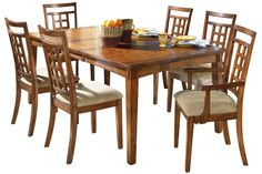 ashley furniture dining on pinterest the rich dining rooms and