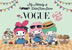 Little Twin Stars & My Melody Sanrio Wallpaper, Kawaii Wallpaper, Kitty Wallpaper, Sanrio Characters, Disney Characters, My Melody Sanrio, Hello Kitty Pictures, Little Twin Stars, Cartoon Movies