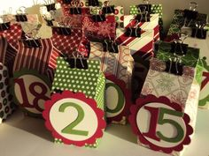 made with love by kme: Thementage: Adventskalender #5