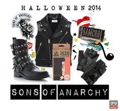 halloween costume 2014 sons of anarchy biker
