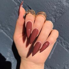 Fresh Red Nail Art Designs Just for You Discover here the Best & Trendy Ideas of Nail Art Designs for those girls and women who have the long nails. Best Acrylic Nails, Acrylic Nail Designs, Nail Art Designs, Nails Design, Acrylic Art, Gorgeous Nails, Perfect Nails, Pretty Nails, Red Nail Art