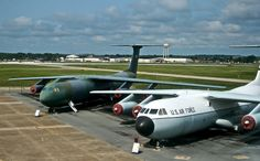 C-141A and B