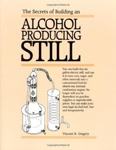 The Secrets of Building an Alcohol Producing Still * Continue to the product at the image link.