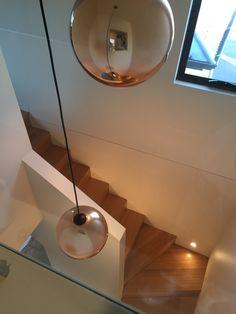 Lighting stairwell