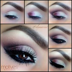 Get the Look with Motives #elymarino
