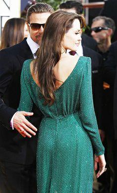 Анджелина Джоли, Versace
