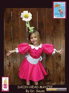 Daisy Head Mayzie. Idea for Book Character day at school!?