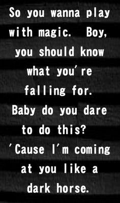 Katy Perry - feat Juicy J - Dark Horse - song lyrics, song quotes, songs, music lyrics, music quotes, music