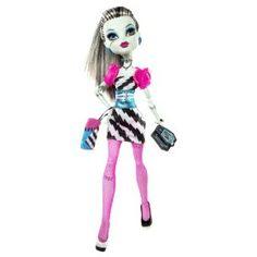 Monster High Dawn of the Dance Frankie Stein Doll