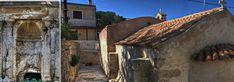 Roussospiti village near Rethymno city City, Cities