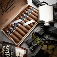 CigarsandGuns — ATF Pic of the Day! ... Whiskey Wednesday, 4th Of July Celebration, Cigars, Jewel, 4th Of July Party, Cigar, Smoking