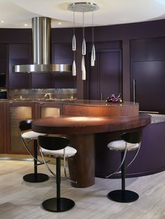 waters edge project - kitchen contemporary kitchen