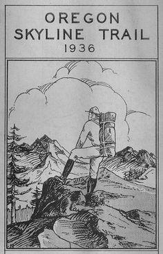 Oregon Skyline Trail, 1936